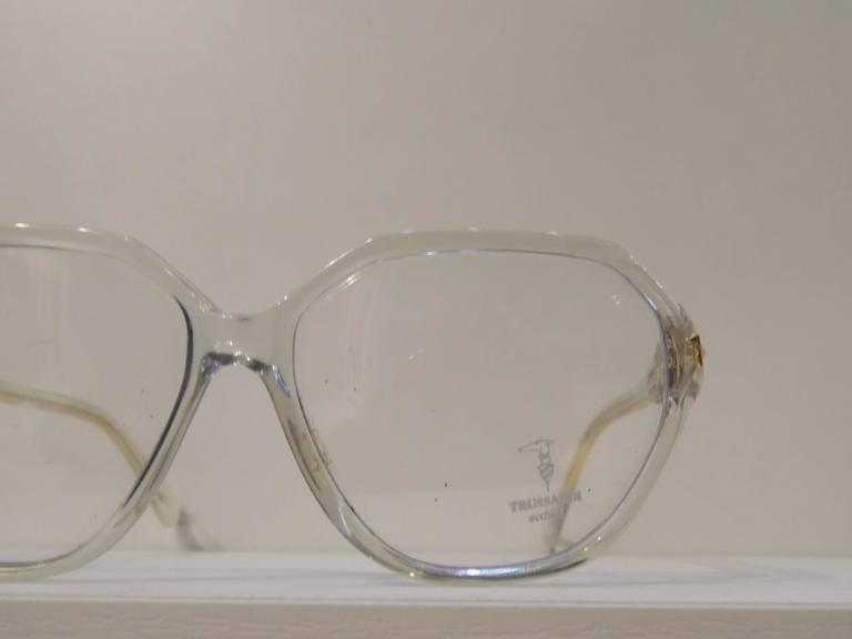 1980s Trussardi Frame - Glasses 4