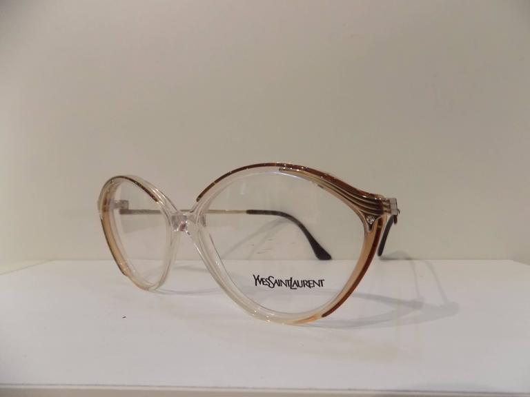 1980s Yves Saint Laurent Frame - Glasses 2