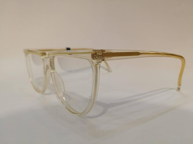 Unworn Gianni Versace frame glasses 2