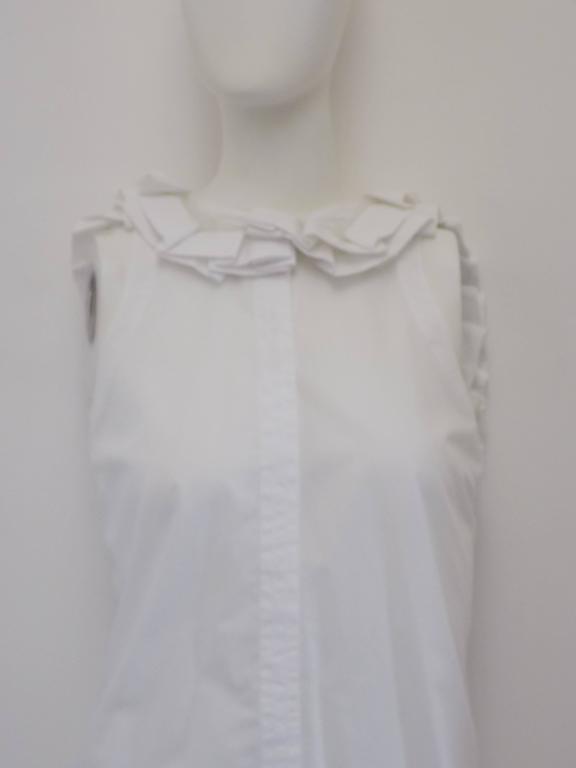 Ermanno Scervino white knitwear 2