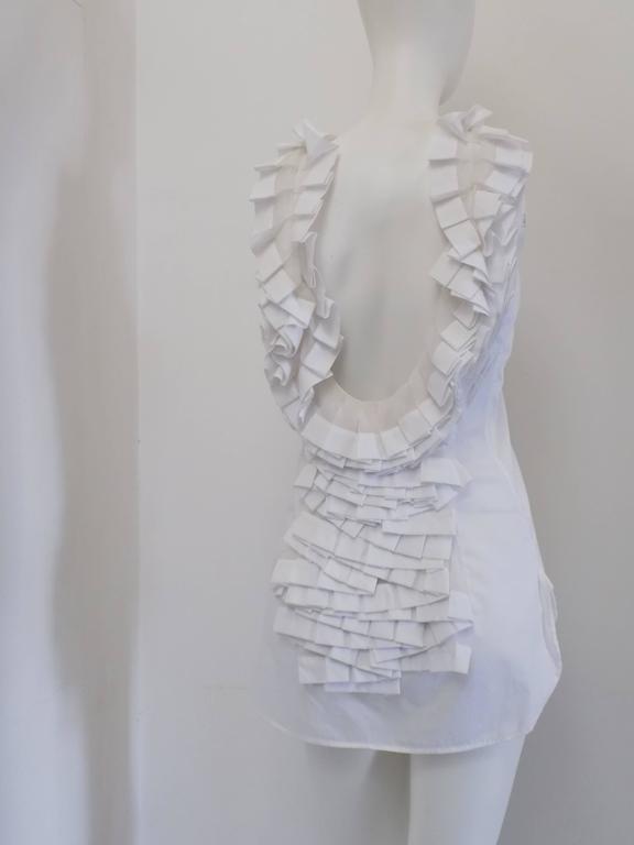 Ermanno Scervino white knitwear 4