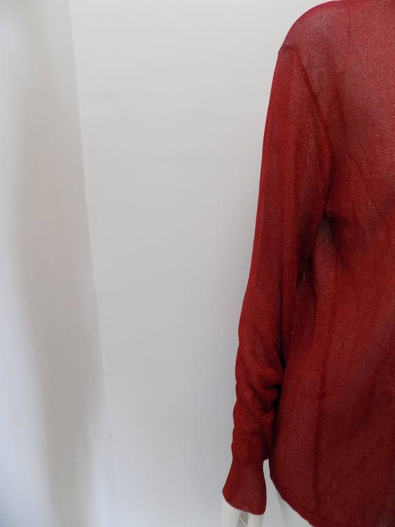 Gucci red shirt 3