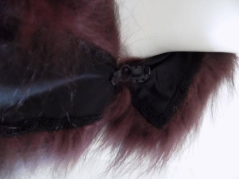 Gucci real fur Scarf For Sale 1