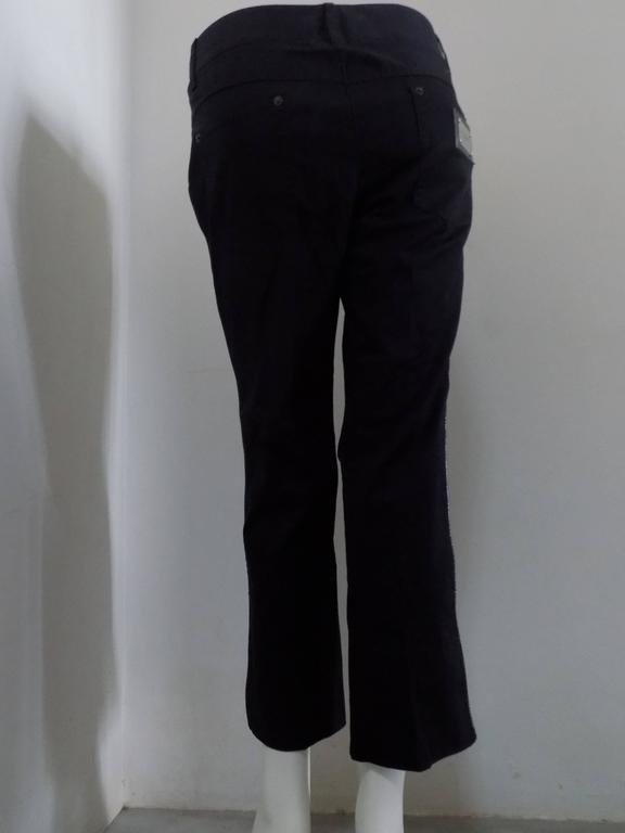 Dolce & Gabbana Black trousers For Sale 1