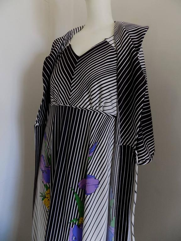 Long dress jacket 1980s