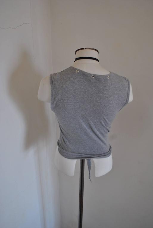 Dolce & Gabbana Grey Shirt 5
