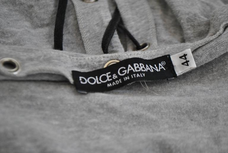 Dolce & Gabbana Grey Shirt 6