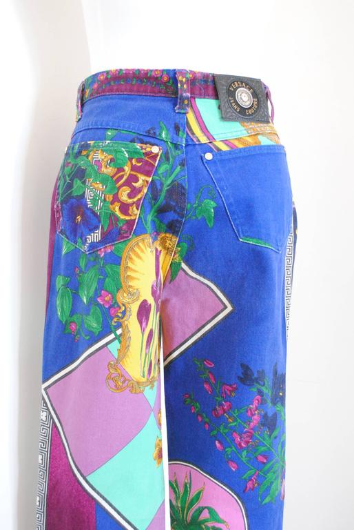 Versace Jeans Couture blu Jeans 4