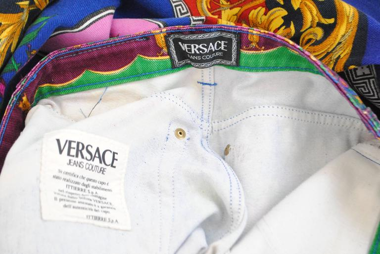 Versace Jeans Couture blu Jeans 8