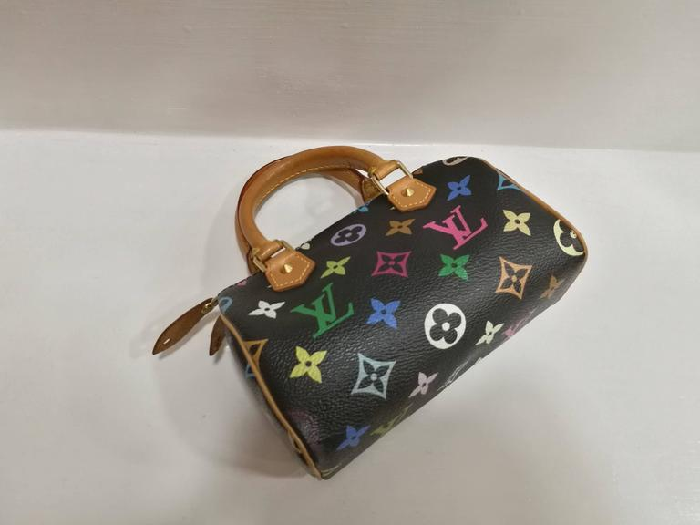 504f0fc7a15 Louis Vuitton mini hl monogram speedy