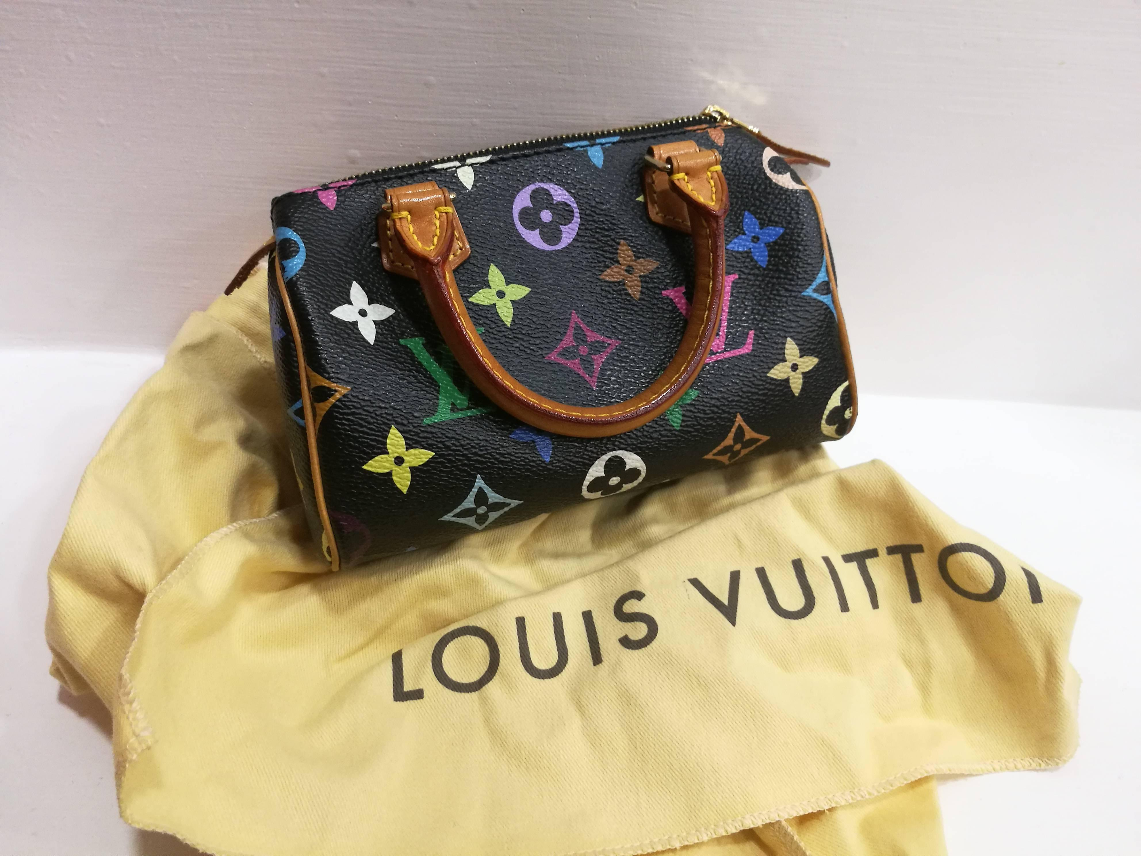 1e2157cfc261 Louis Vuitton mini hl monogram speedy at 1stdibs
