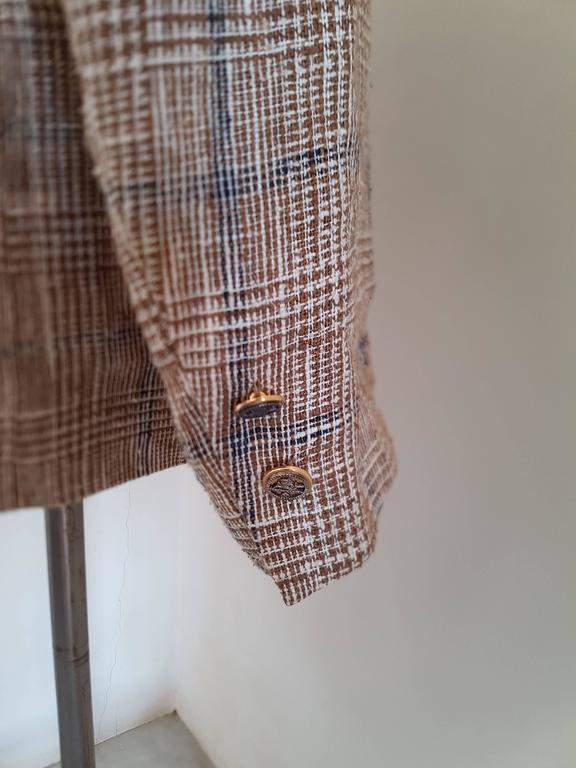 Hermes Jacket In Excellent Condition For Sale In Capri, IT