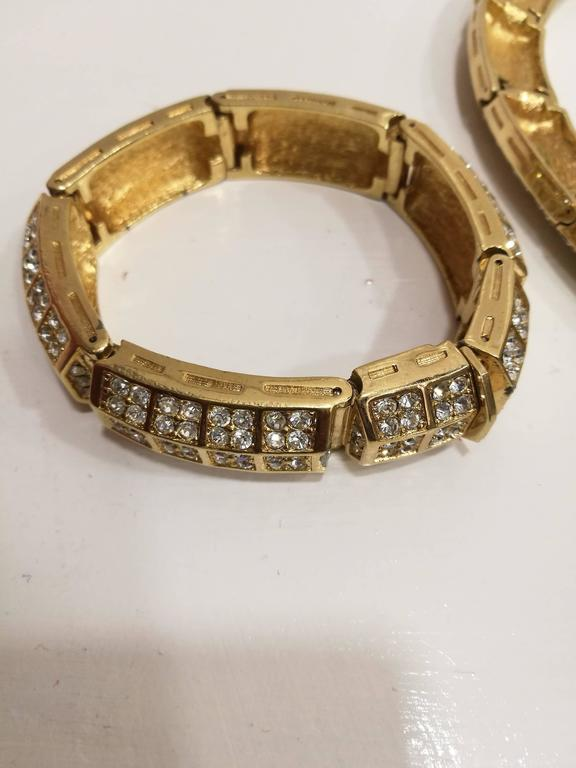 "Christian Dior ""Chr Dior Germany"" Parure For Sale 1"