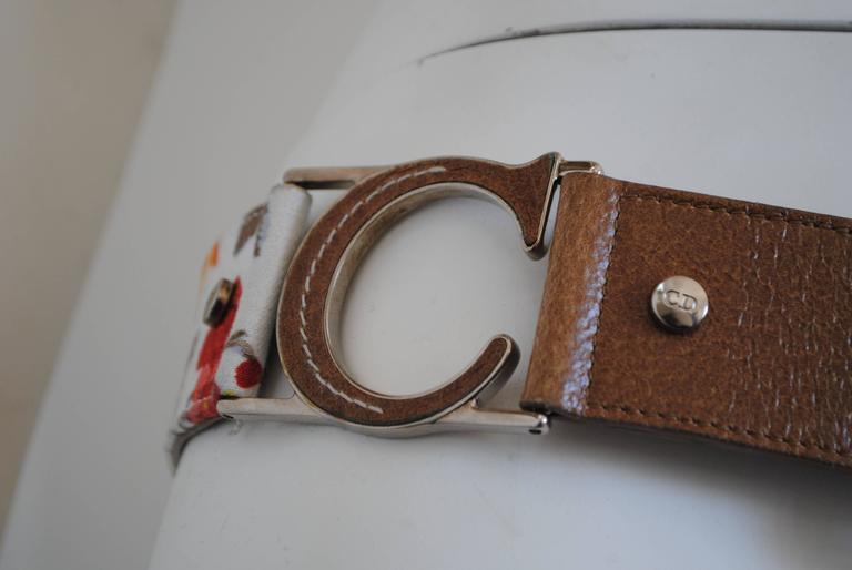 Christian Dior Belt 3