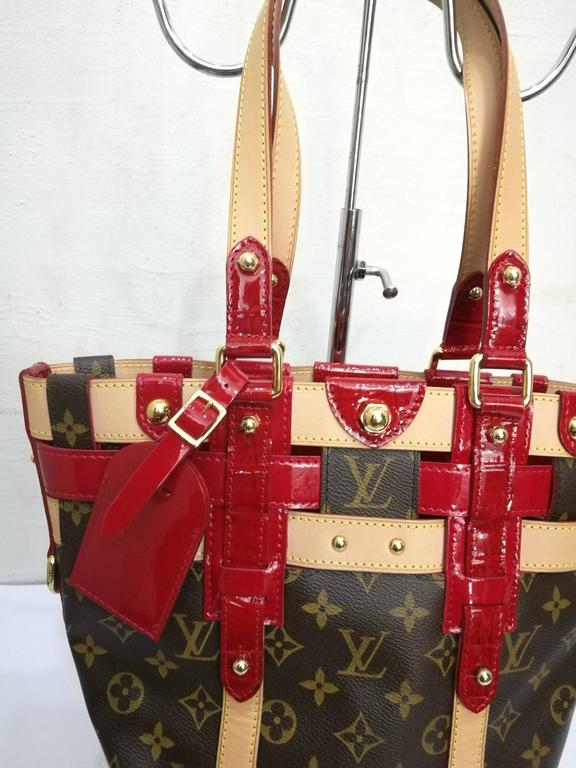 Now in its third century, Louis Vuitton remains one of the world's most coveted symbols of status and sophistication.  The Damier pattern was designed in 1888 and the Monogram, in 1896. Over a hundred years later, these remain two of the most