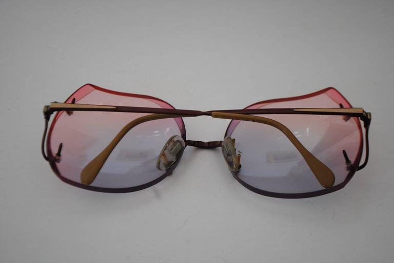 Neostyle Limited edition Sunglasses In Excellent Condition For Sale In Capri, IT