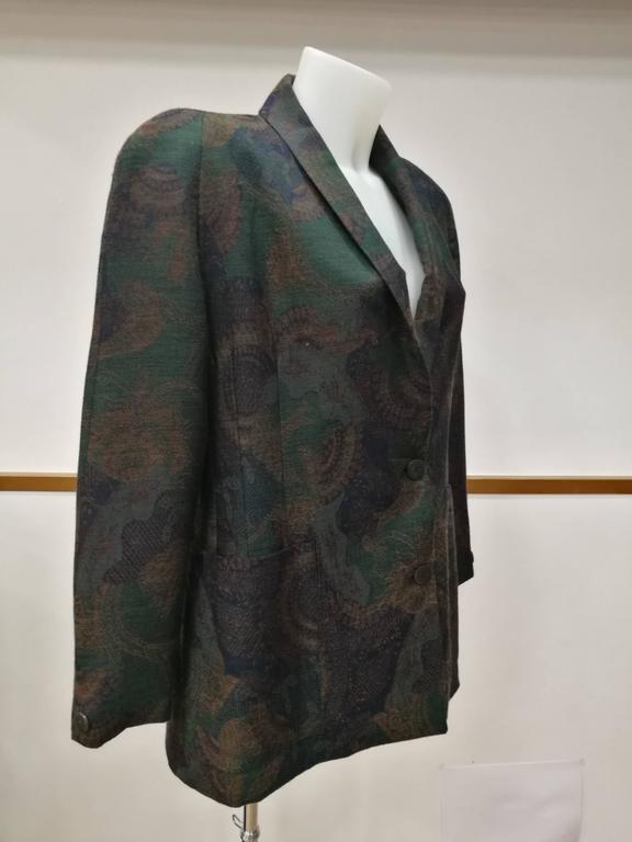 1980s Christian Dior Vintage Jacket 3