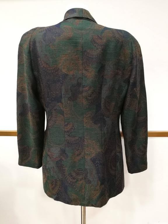 1980s Christian Dior Vintage Jacket 4