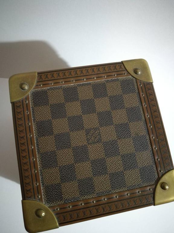 Louis Vuitton Monogram Watches & Jewels Case 3