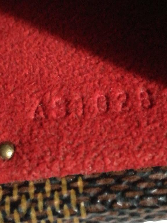 Louis Vuitton Monogram Watches & Jewels Case 7