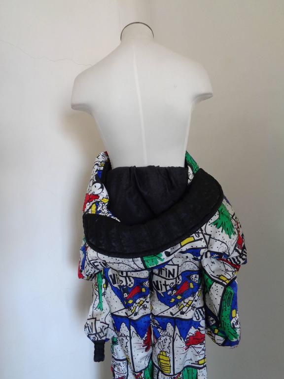 J.C de Castelbajac multicolour Jumpsuit  For Sale 1