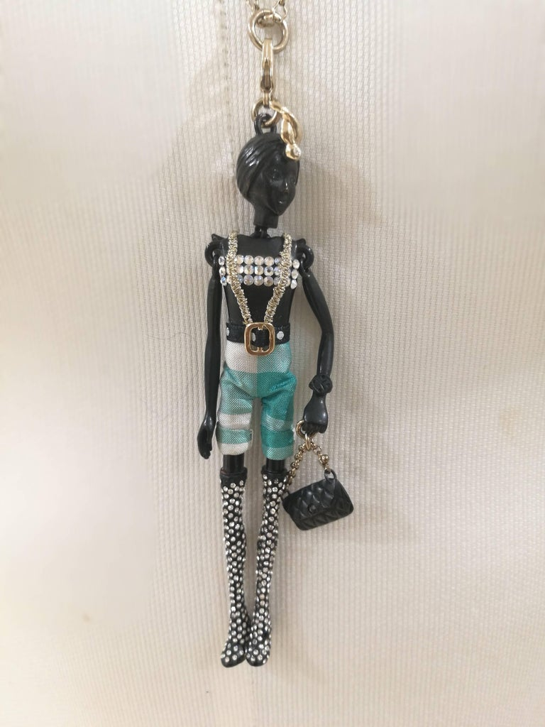 Servane Gaxotte Paris necklace In As New Condition For Sale In Capri, IT