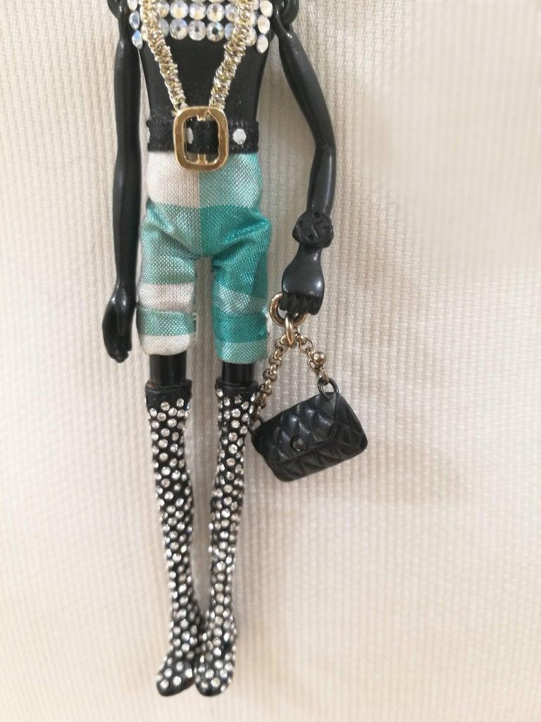 Servane Gaxotte Paris necklace 4