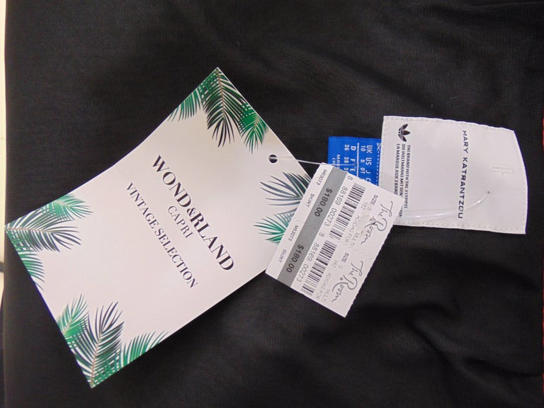 Adidas by Mary Katrantzou mini skirt NWOT In New Condition For Sale In Capri, IT