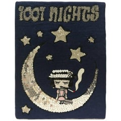 Mua Mua Coco 1001 Nights Book pochette and Shoulder bag
