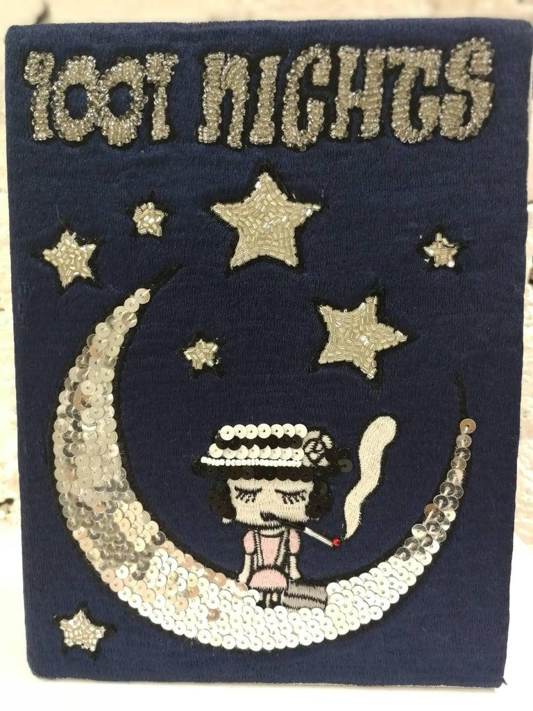 Mua Mua Coco 1001 Nights Book pochette and Shoulder bag 1