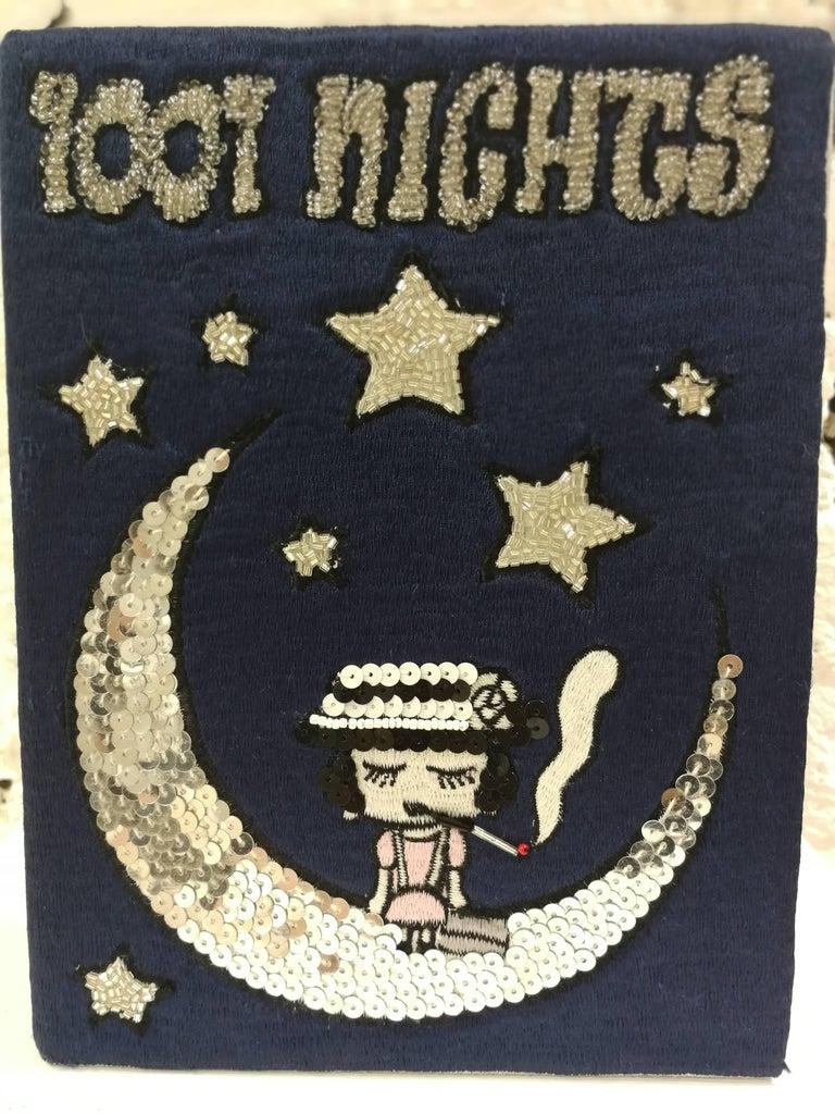 Mua Mua Coco 1001 Nights Book pochette and Shoulder bag 2