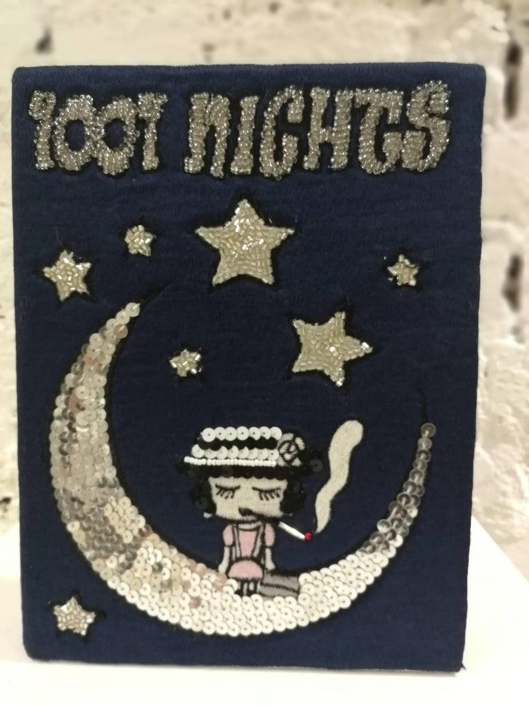 Mua Mua Coco 1001 Nights Book pochette and Shoulder bag 5