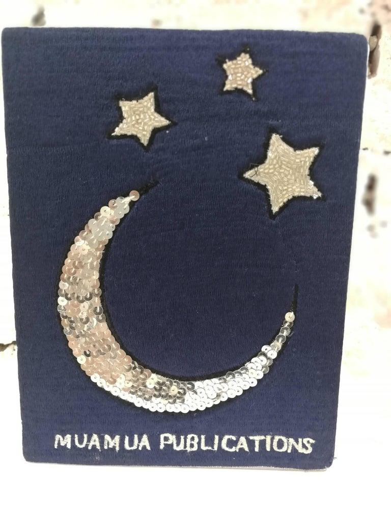 Mua Mua Coco 1001 Nights Book pochette and Shoulder bag 7