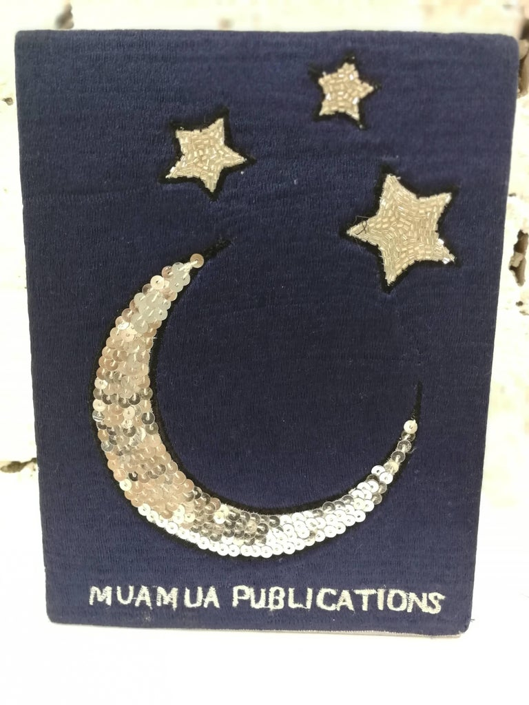 Mua Mua Coco 1001 Nights Book pochette and Shoulder bag 8