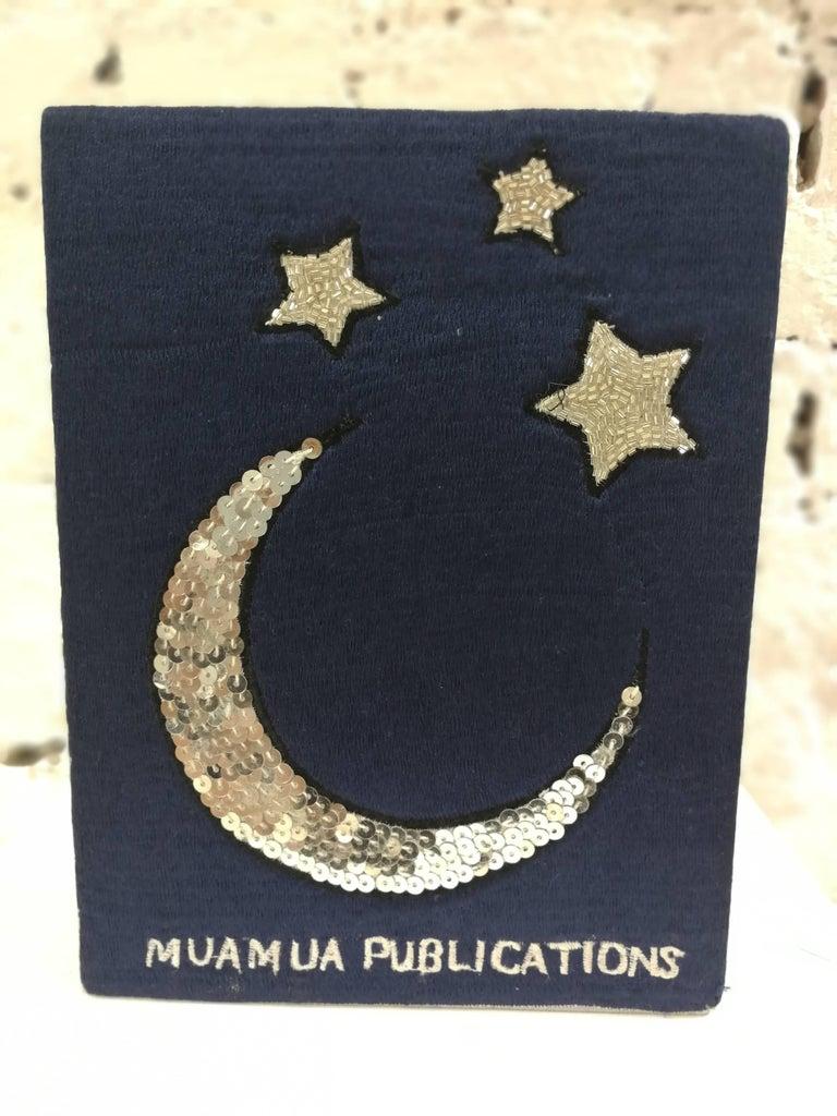 Mua Mua Coco 1001 Nights Book pochette and Shoulder bag 11
