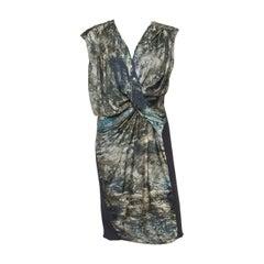 1990s Helmut Lang Silk Dress