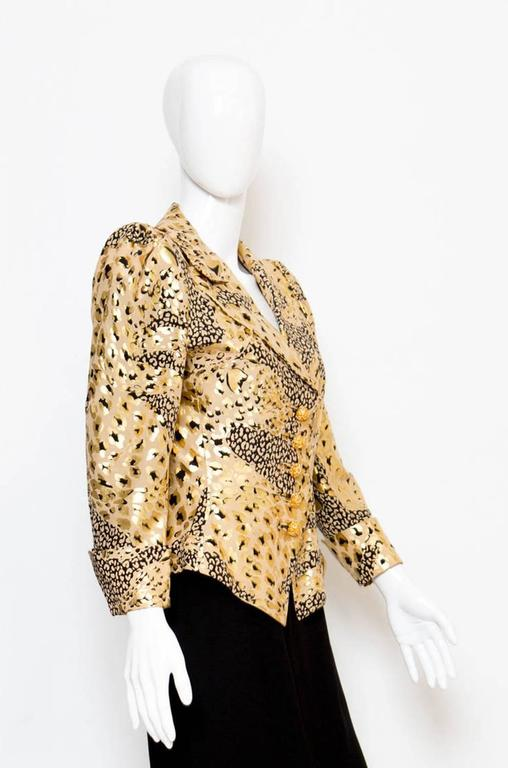 1992s Iconic Yves Saint Laurent Jacket At 1stdibs