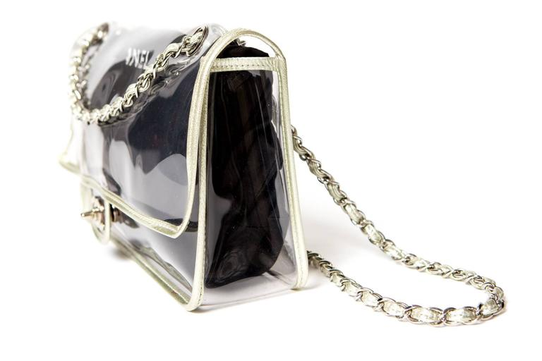 Rare and Collector 2.55 Chanel Jelly Bag Limited Edition 5