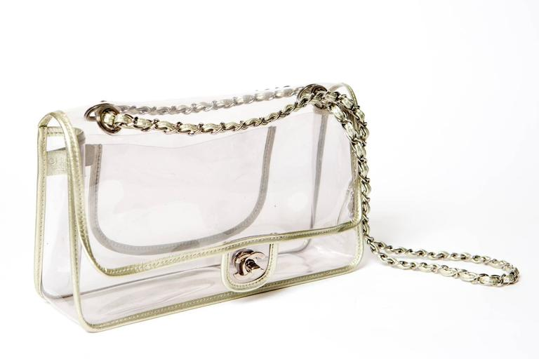 Rare and Collector 2.55 Chanel Jelly Bag Limited Edition 2