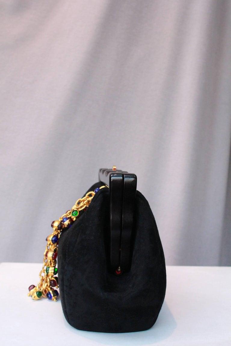 Chanel gorgeous jewel evening bag 5