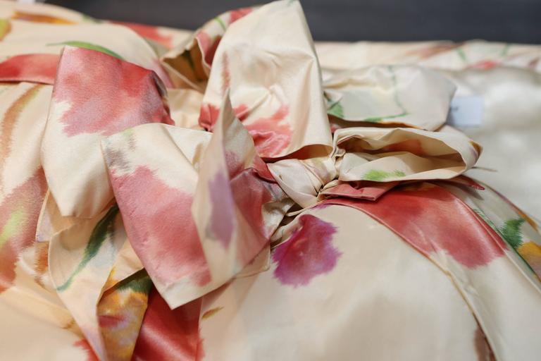 2008 Christian Dior Dress Ensemble in Floral Print 8