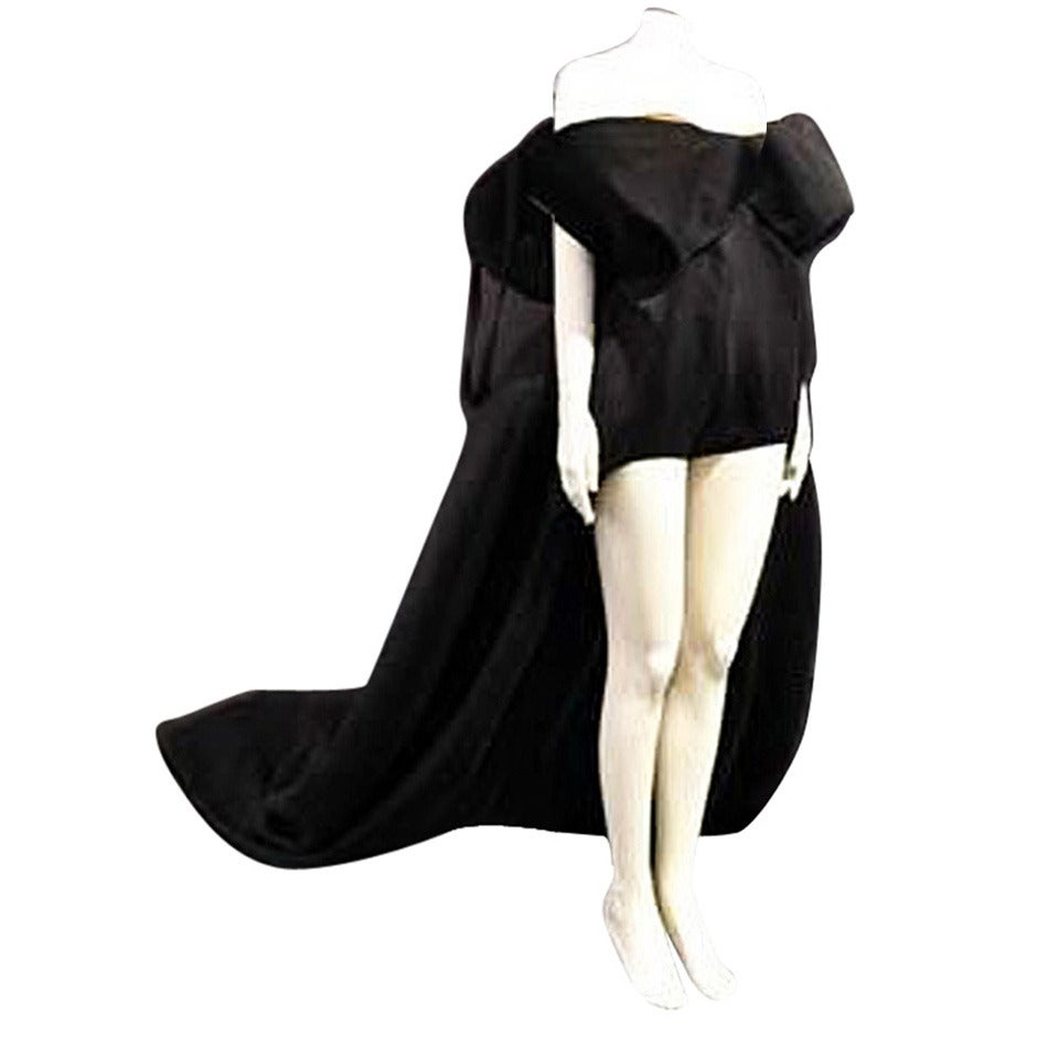 "Collector Maison Martin Margiela ""Defile""  Closing Ceremony Gown Rare!"