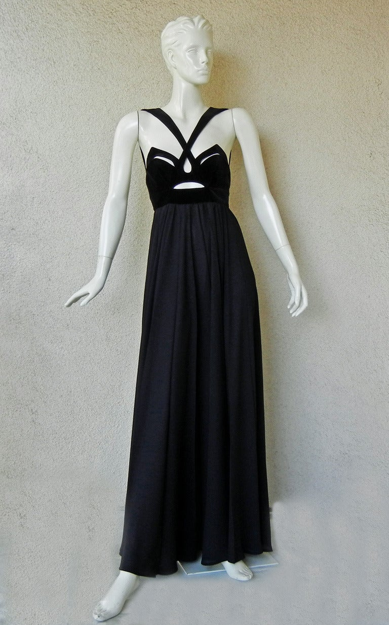 Indecent Proposal Dress Rare Showpiece ...