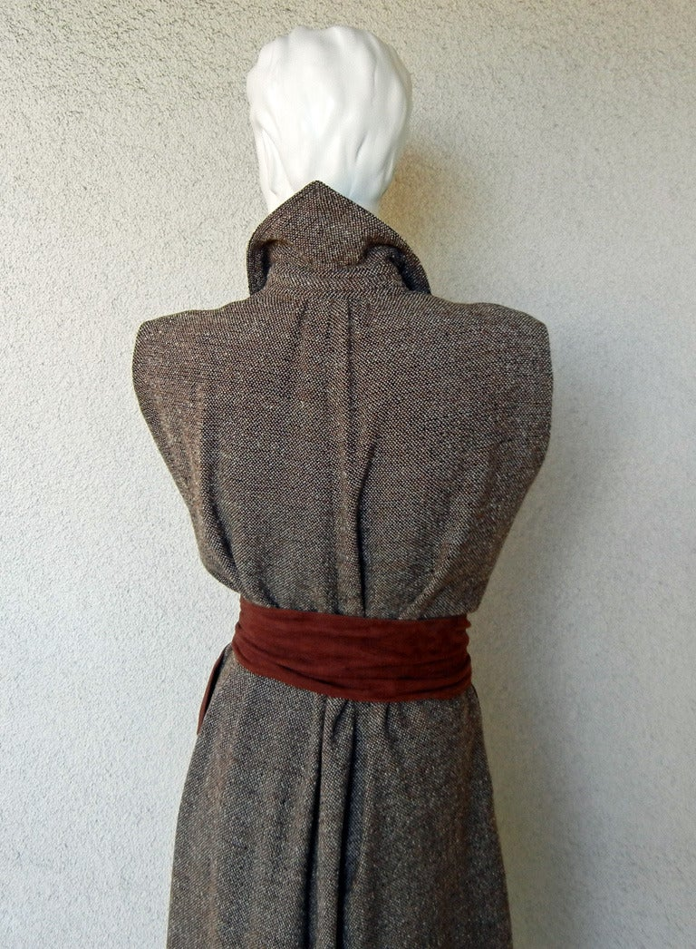 Rare Claire McCardell Monastic Dress with provenance Collectors, Museums For Sale 1