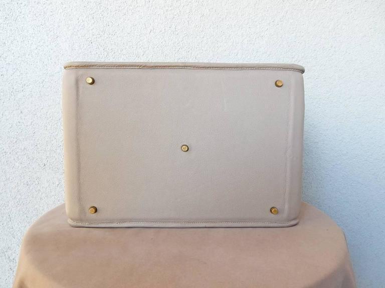 Women's  Hermes Custom Made-to-Order Shoe Travel Case Carrier Bag - Very Rare! For Sale