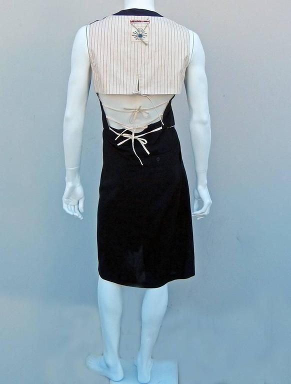 Jean Paul Gaultier Men's Skirt Suit - Single Sex Dressing For Sale 1