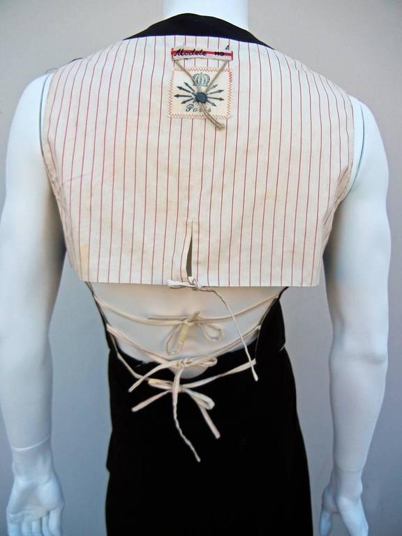 Jean Paul Gaultier Men's Skirt Suit - Single Sex Dressing For Sale 2