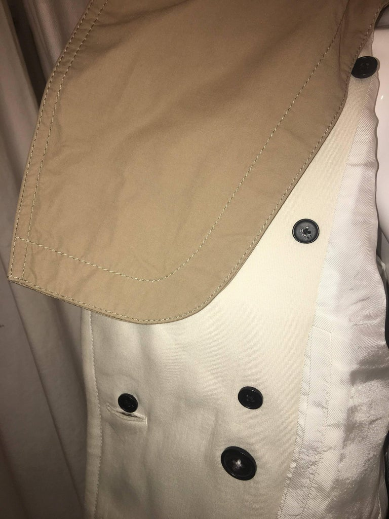 3.1 Phillip Lim Double Breasted Jacket In Excellent Condition For Sale In Southampton, NY