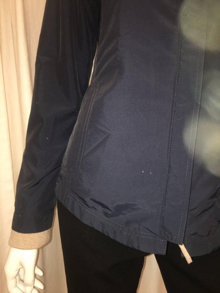 Luciano Barbera Nylon Jacket at 1stdibs