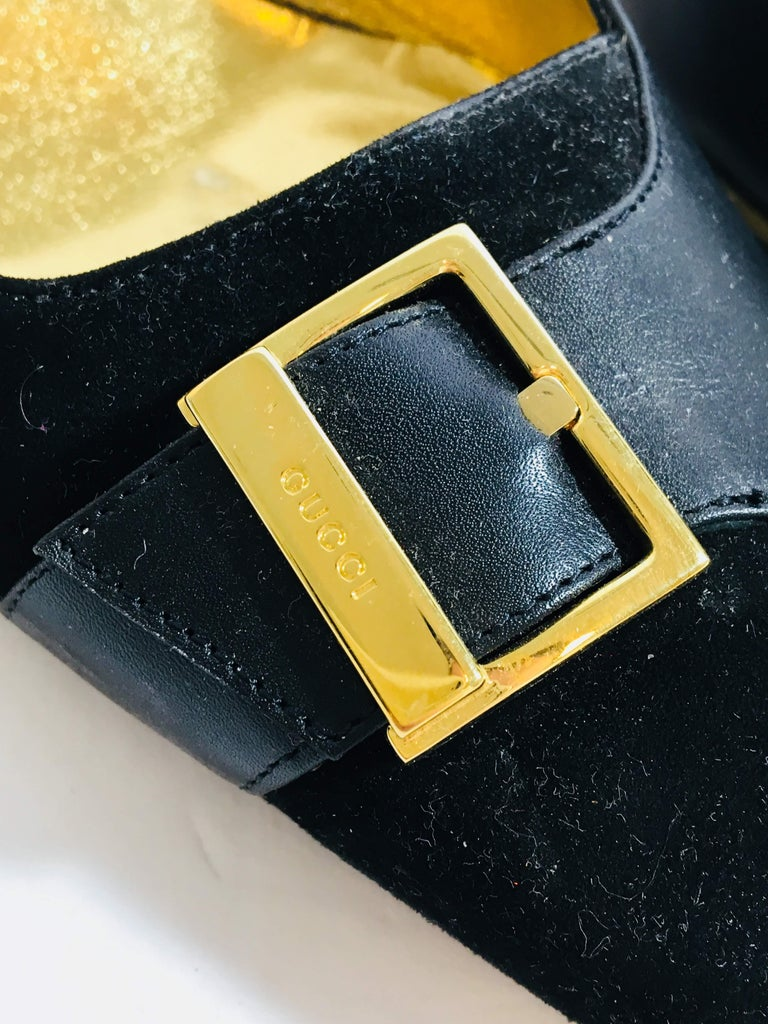 Women's Gucci Heeled Mule For Sale